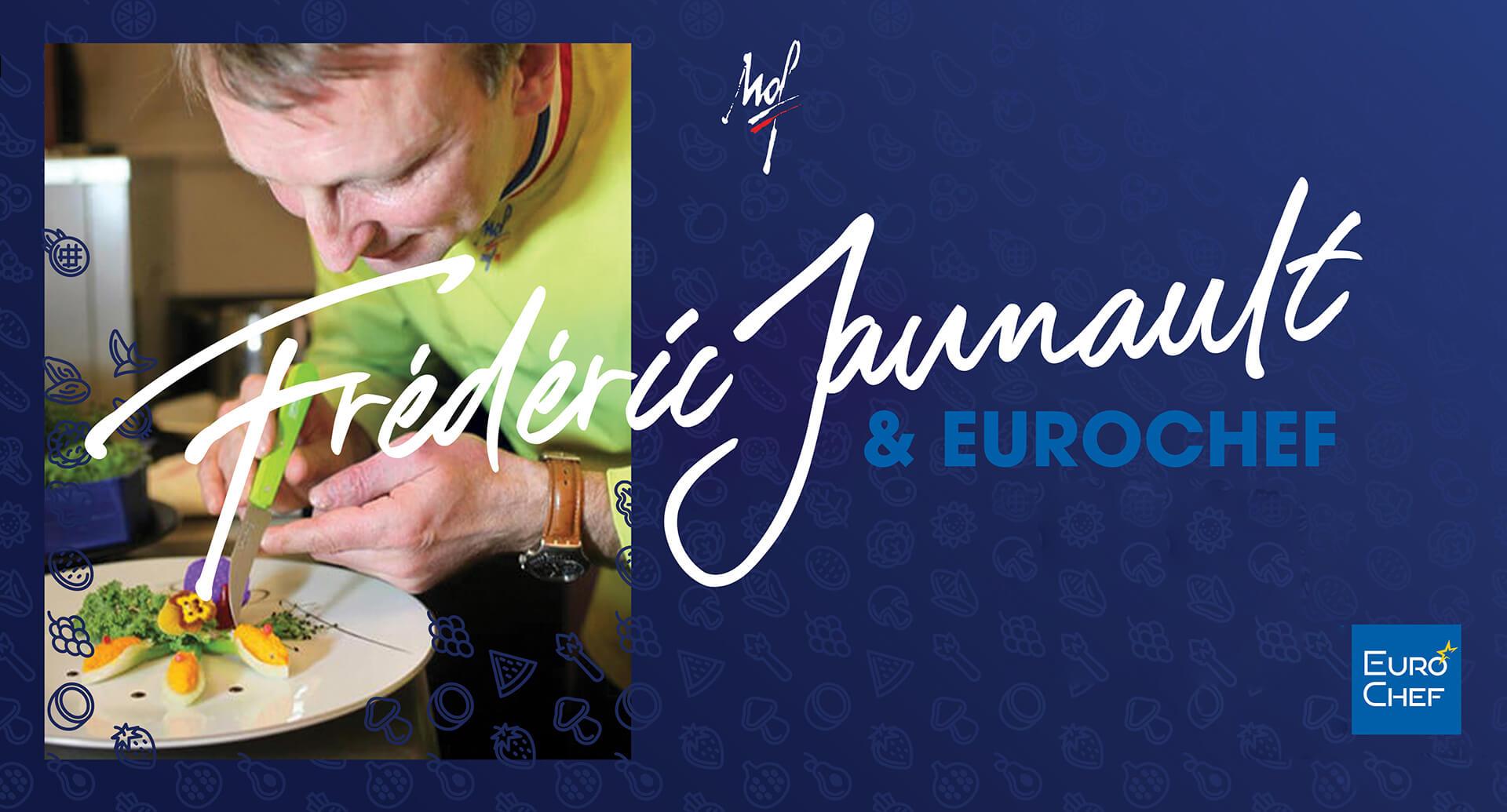 Visuel EuroChef - Frédéric Jaunault