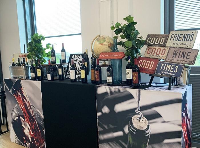 vins de monde reunion des associes