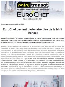 MiniTransat_EuroChef